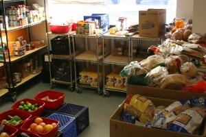 Growing Home Food Pantry