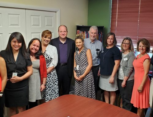 Governor Jared Polis Visits Growing Home